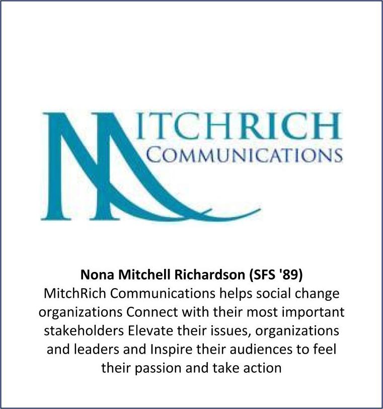 Mitch Rich Communications Logo