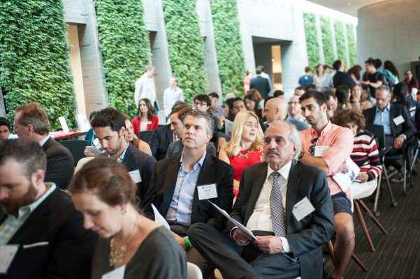 The Georgetown University Startup Hoyas host Entrepalooza, on Tuesday, April 26, 2016, in Washington, DC.  (Photos by Leslie E. Kossoff/Georgetown University)