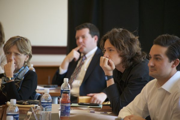 Georgetown Entrepreneurship Advisory Board Leonsis Award Presentations