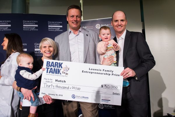 MSB, School of Business, Fisher Colloquium, Entrepreneurship Initiative, Leonsis Prize Competition, Ted Leonsis, The Hatch