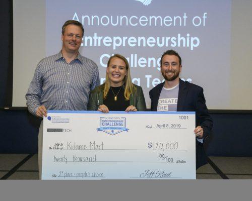 Georgetown Entrepreneurship Challenge