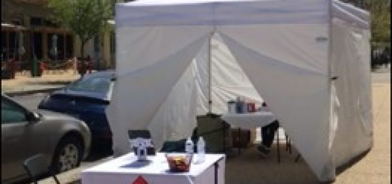 One Tent Health - Tent