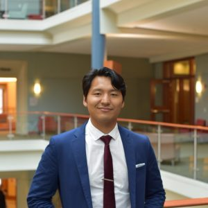 Tsering Sandup Ukyab VP of Startups
